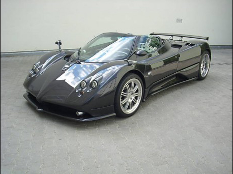 Pagani Zonda F Roadster Clubsport-Final, foto 8