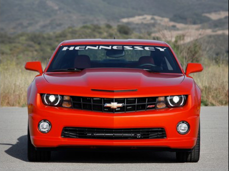 Chevrolet Camaro SS Hennessey HPE550, foto 8