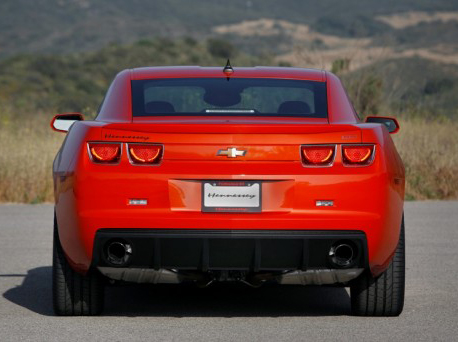 Chevrolet Camaro SS Hennessey HPE550, foto 4