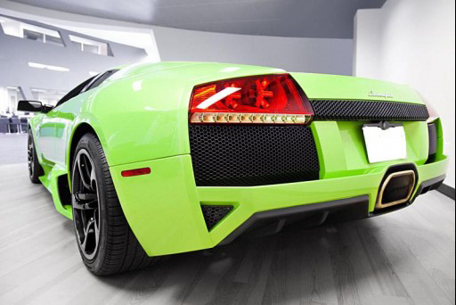 Lamborghini LP640 E-gear Coupe, foto 7